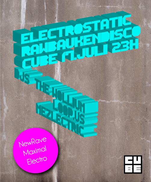 electrostatic flyer juli