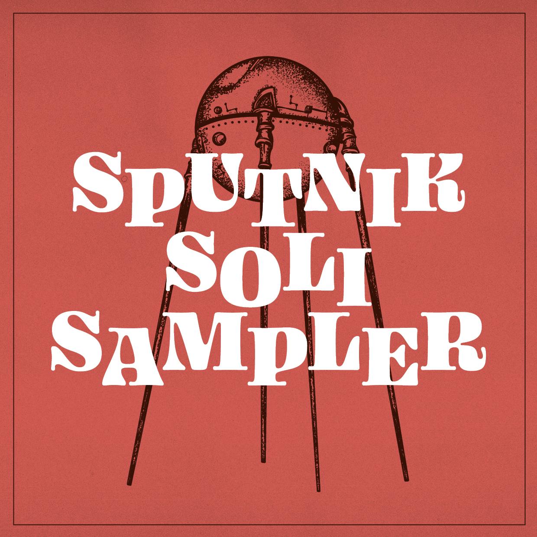 Sputnik Soli Sampler Cover