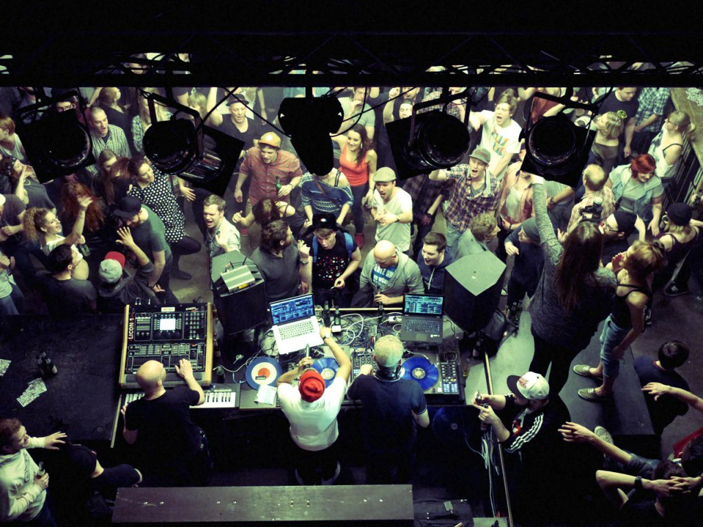 Beginner Soundsystem im Stereo Bielefeld