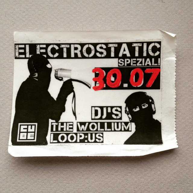 DIY Sticker für Partypromi
