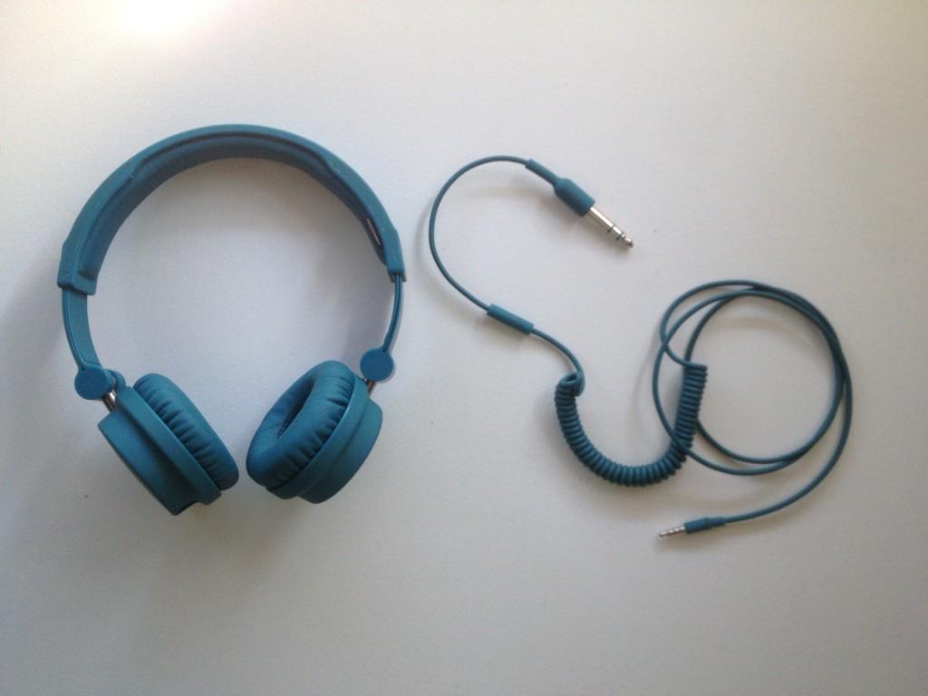 Urbanears - Zinken. Sind nicht nur gute DJ Kopfhörer, beherrschen auch einen DJ-Lifehack