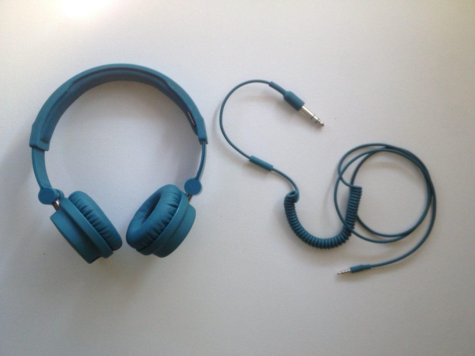 Urban Ears - Zinken. Sind nicht nur gute DJ Kopfhörer.