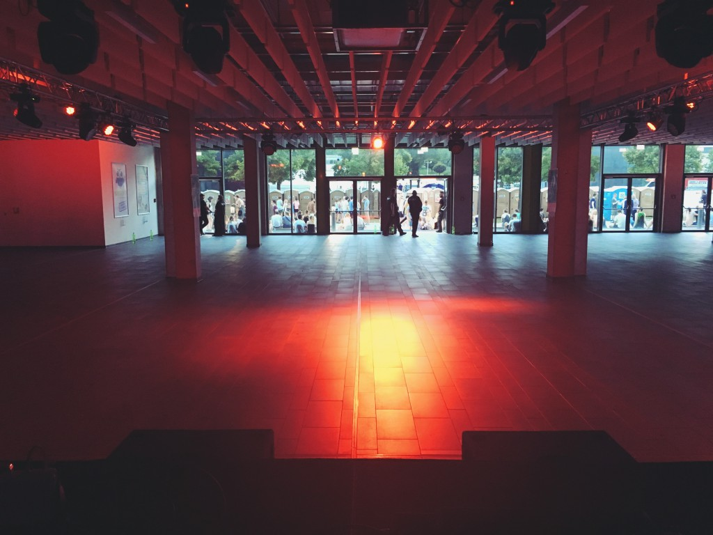 Campus Festival Bielefeld Dancefloor