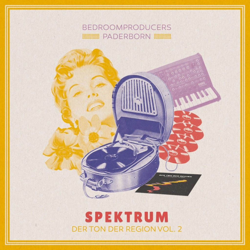 Spektrum – Der Ton Der Region Vol. 2Cover