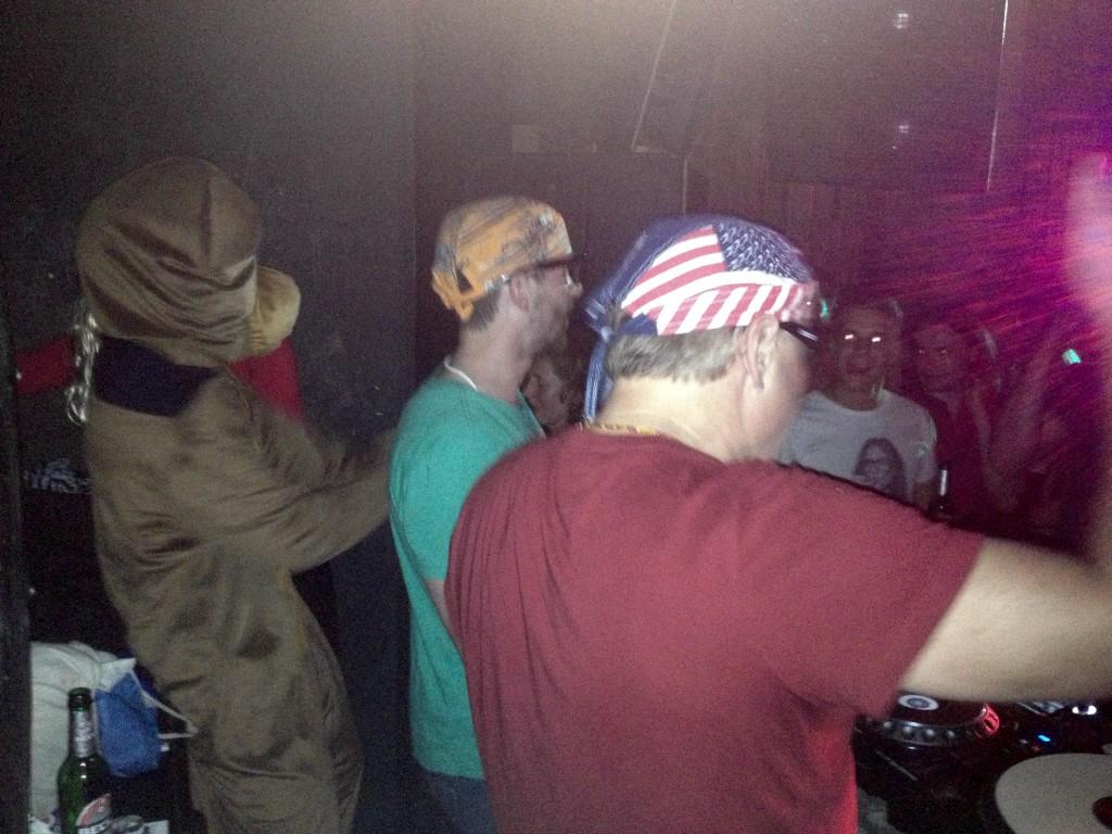 Dozenten DJ Team im Stereo Bielefeld