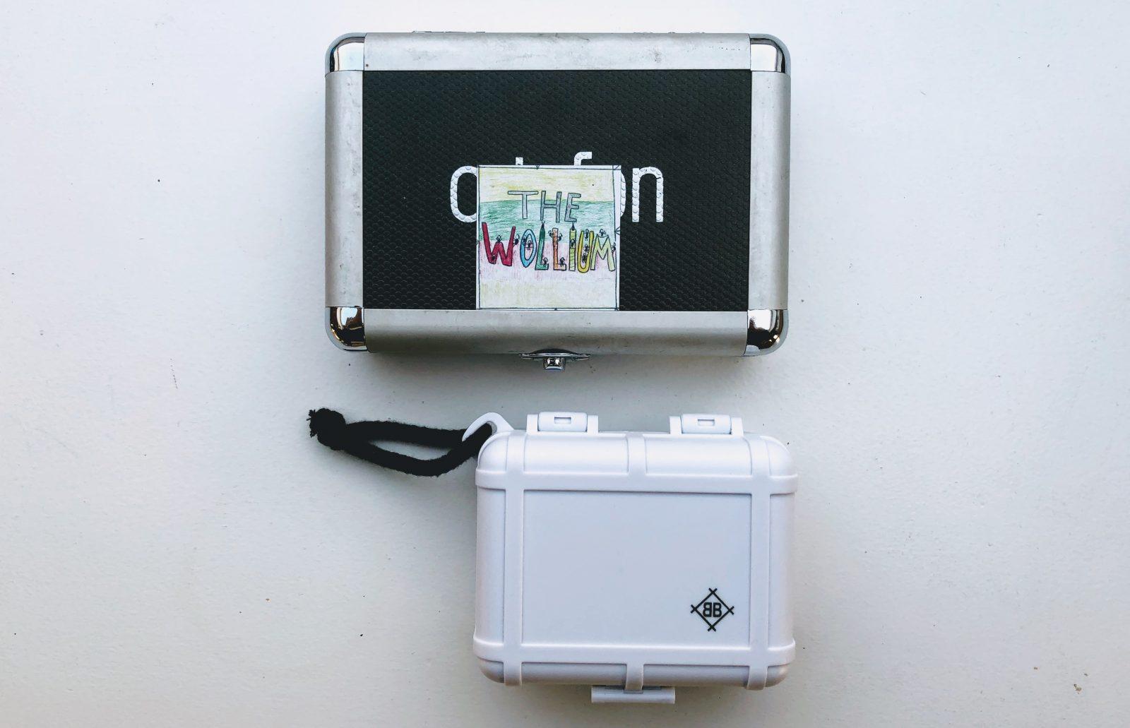 Ortofon Case X Stokyo Black Box