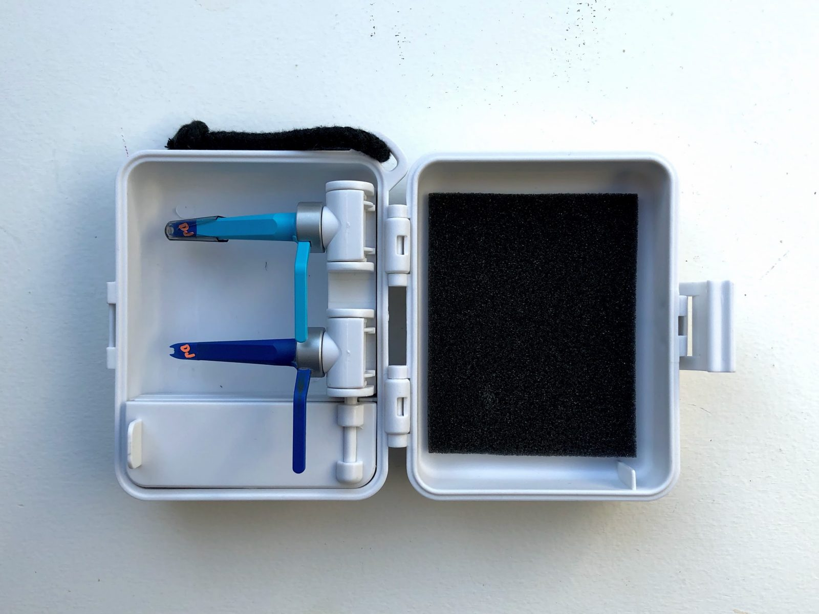 Stokyo Black Box Cartridge Case mit Ortofon Systemen