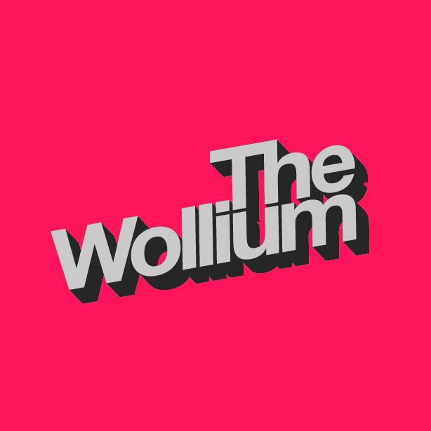 The Wollium Logo 3D