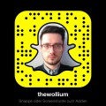 The Wollium on Snapchat