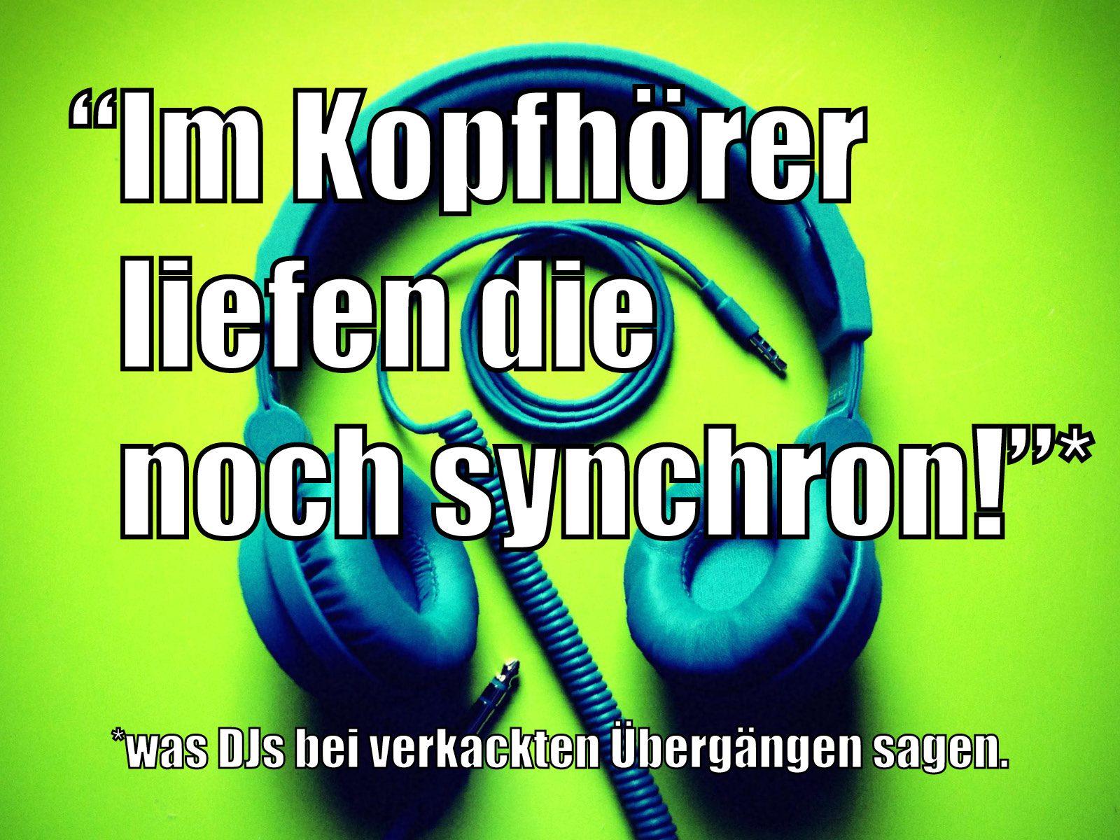 Urban Ears Kopfhörer mit Zitat drüber