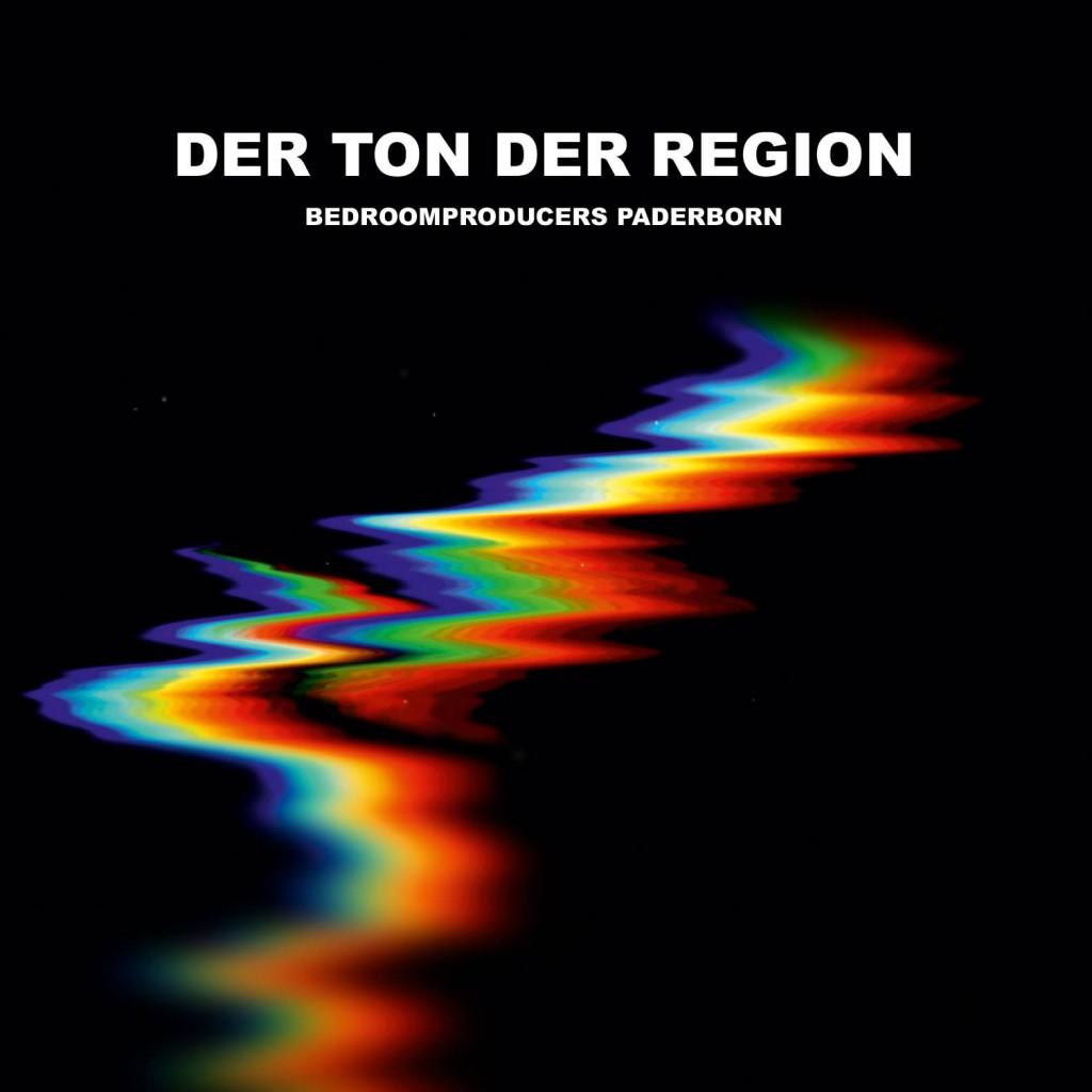Das CD Cover der ersten Bedroomproducers Paderborn Compilation