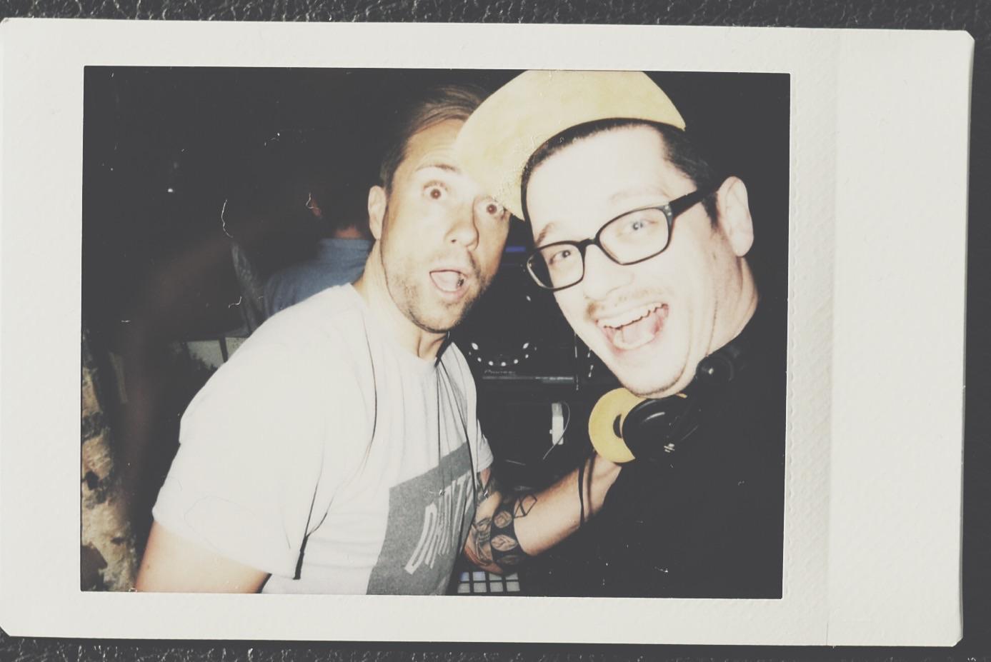 Dirk Siedhoff und The Wollium Selfie