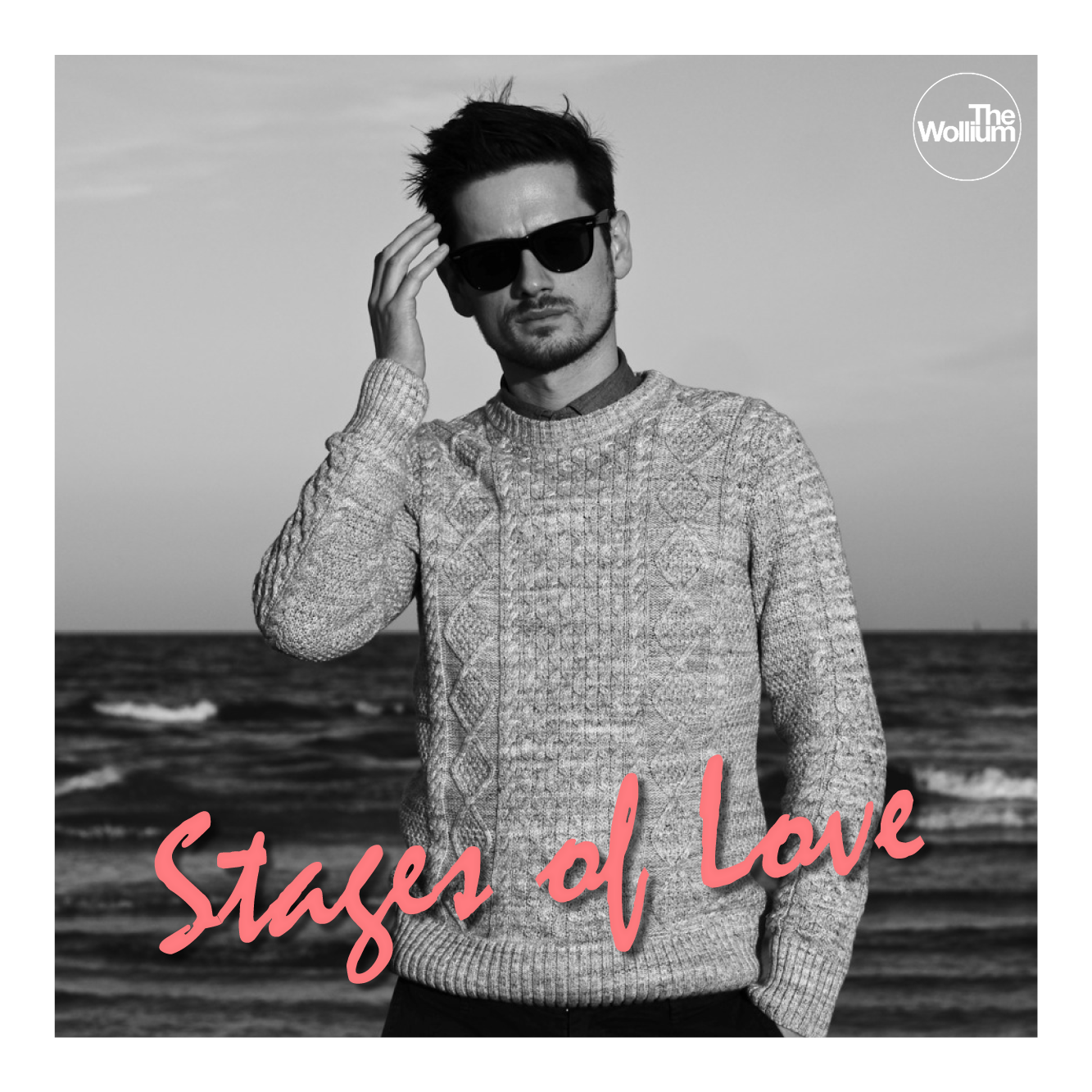 Stages of Love DJ Mix Cover von the Wollium