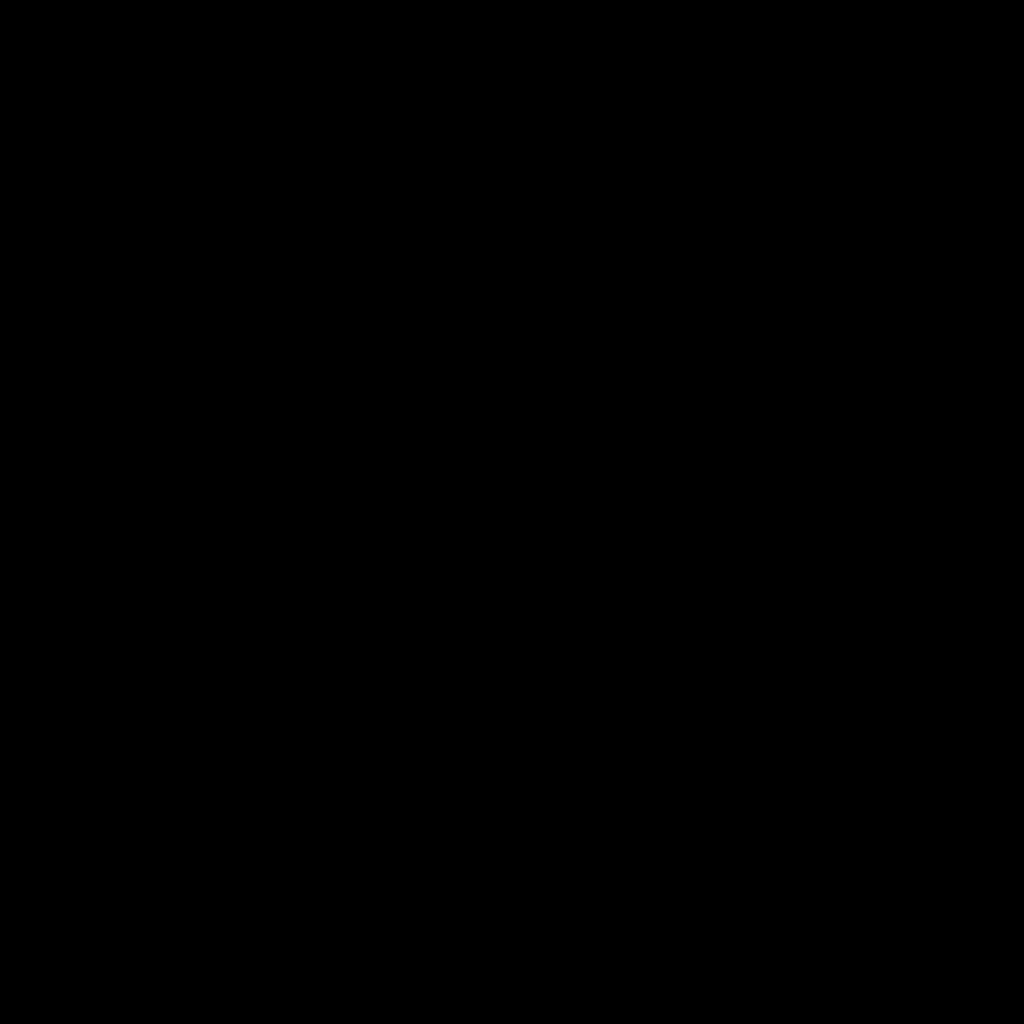 the wollium logo rund schwarz transparent 100mm